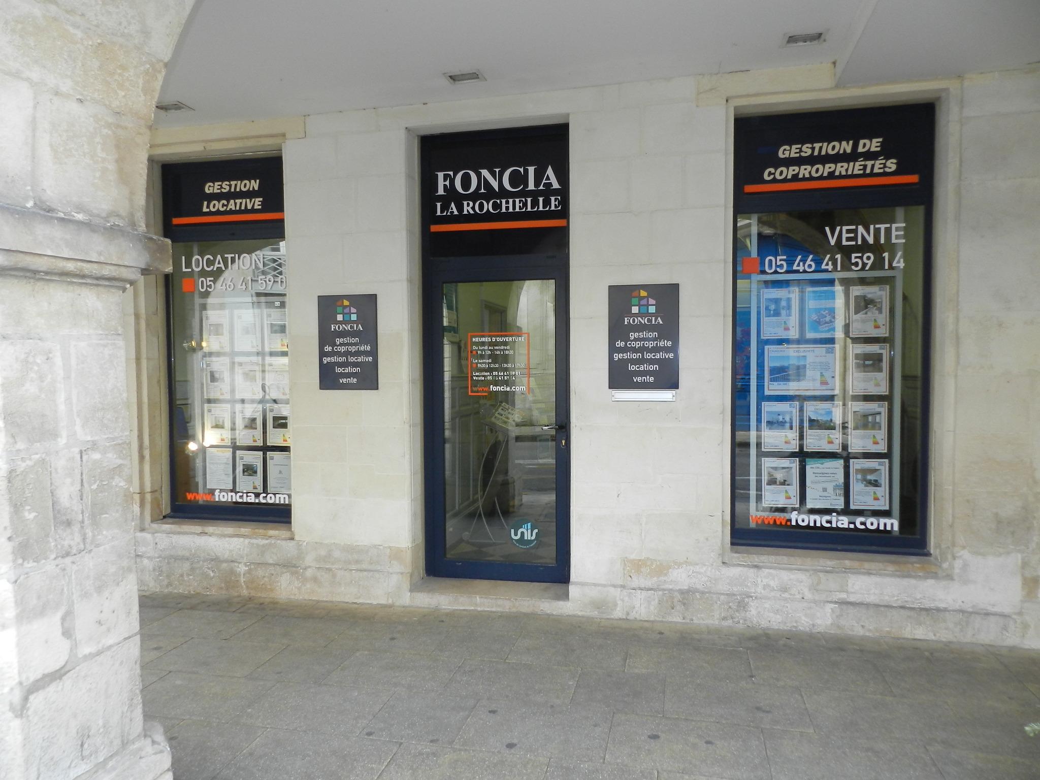 Agence immobilière FONCIA Transaction la Rochelle Dupaty - FONCIA Transaction Charente-Maritime