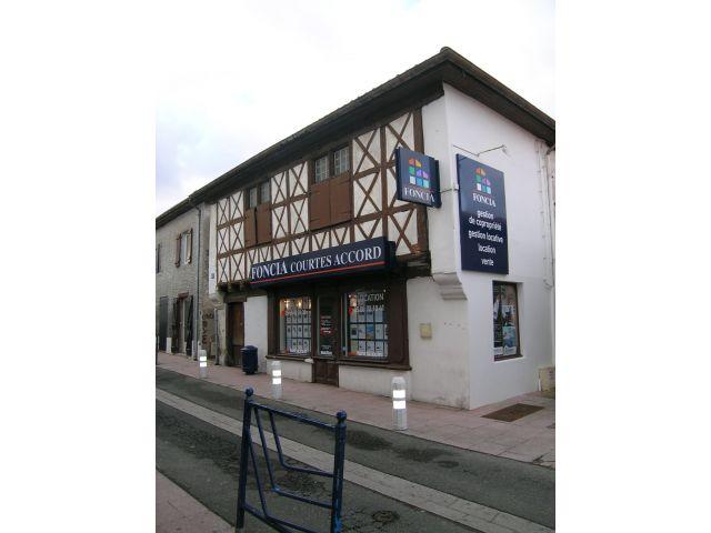 Agence immobilière Agence FONCIA Vente/achat Immobilier Capbreton Général de Gaulle - FONCIA Transaction Landes