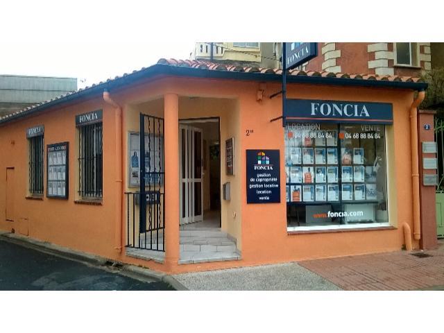 Agence immobilière FONCIA Vermeille Immobilier - FONCIA Transaction Pyrénées-Orientales