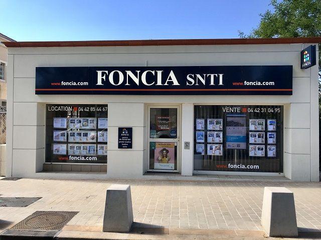 Agence immobilière FONCIA Snti - FONCIA Transaction Bouches-du-Rhône