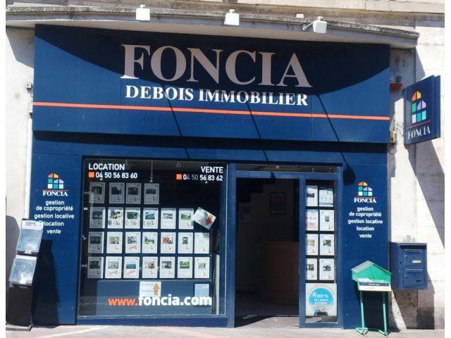 Agence immobilière FONCIA Transaction Bellegarde-Sur-Valserine - FONCIA Transaction Ain
