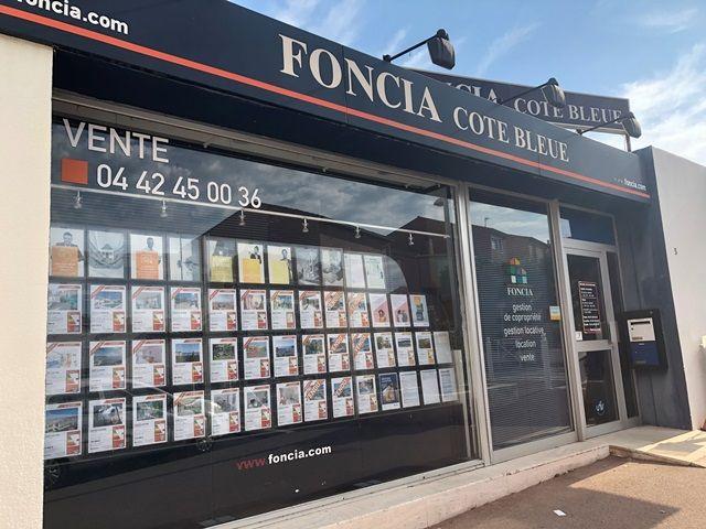 Agence immobilière FONCIA Côte Bleue - FONCIA Transaction Bouches-du-Rhône