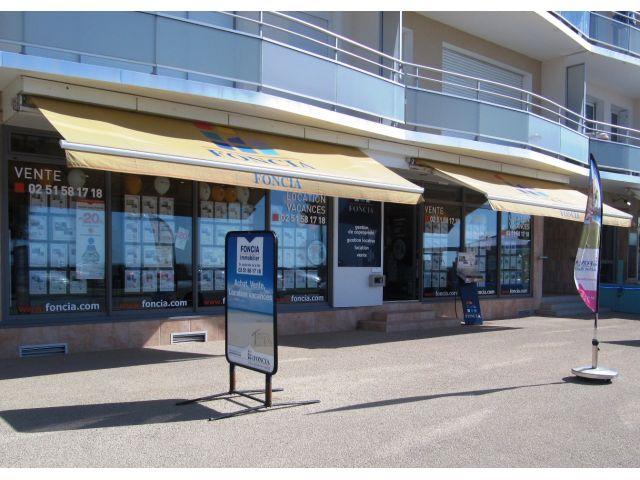 Agence immobilière FONCIA Transaction Saint-Jean-De-Monts - FONCIA Transaction Vendée