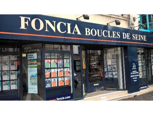 Agence immobilière FONCIA Boucles de Seine - FONCIA Transaction Yvelines