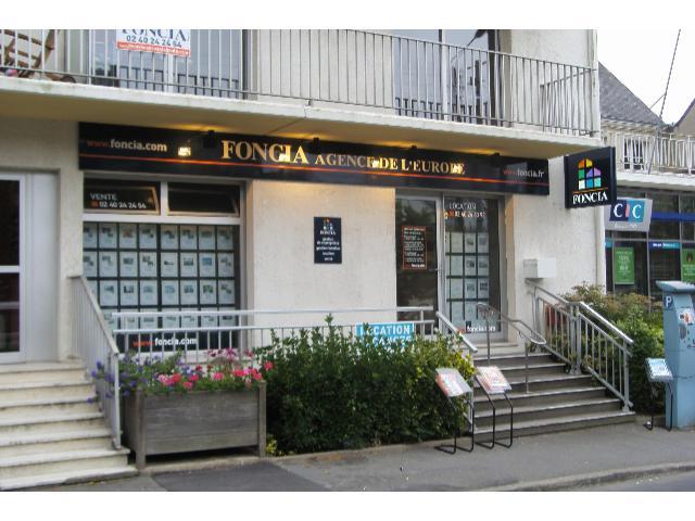 Agence immobilière FONCIA Agence de l'europe - FONCIA Transaction Loire-Atlantique