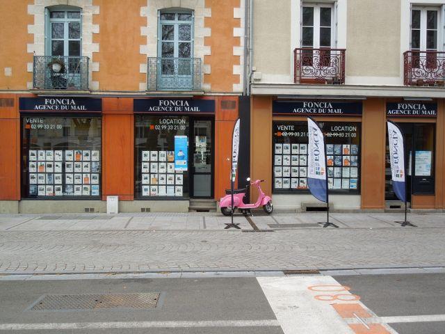 Agence immobilière FONCIA Transaction Rennes le Mail - FONCIA Transaction Ille-et-Vilaine