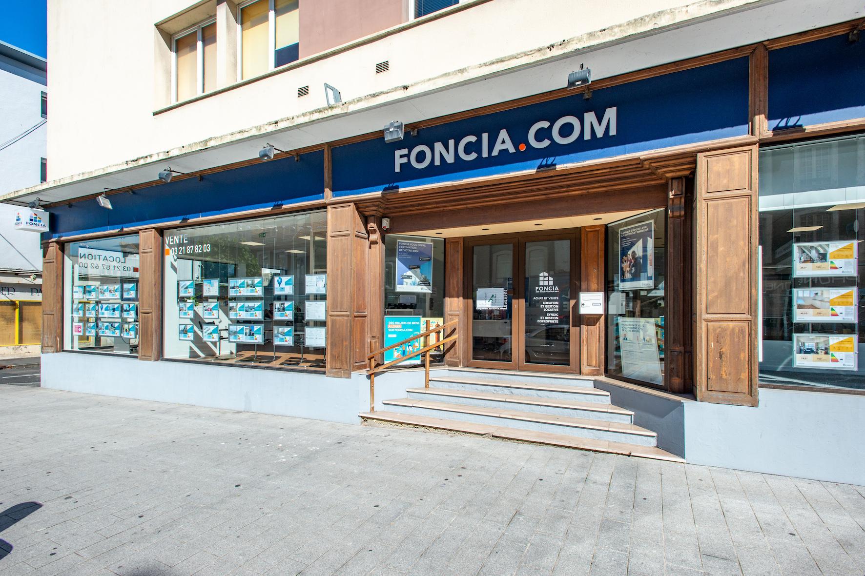 Agence immobilière Agence FONCIA Vente/achat Immobilier Boulogne-Sur-Mer Lampe - FONCIA Transaction Pas-de-Calais