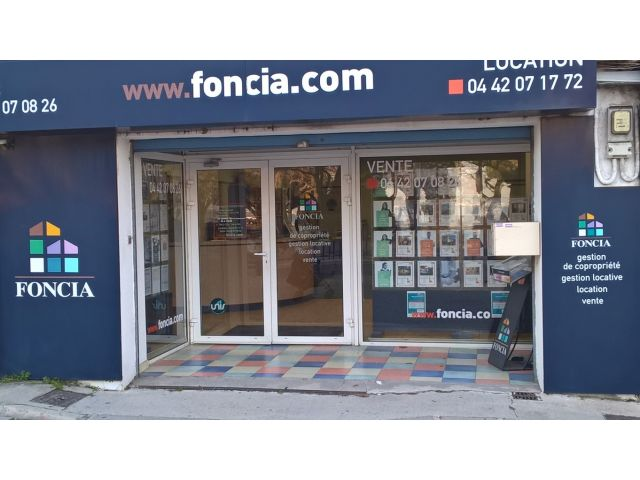 Agence immobilière FONCIA Transaction Martigues - FONCIA Transaction Bouches-du-Rhône