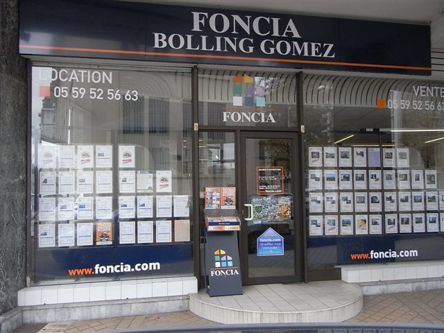 Agence immobilière FONCIA Transaction Bayonne - FONCIA Transaction Pyrénées-Atlantiques