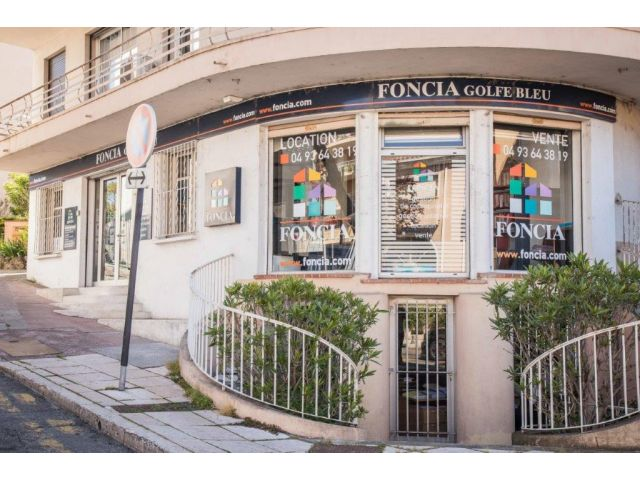 Agence immobilière Agence FONCIA Vente/achat Immobilier Vallauris Georges Clémenceau - FONCIA Transaction Alpes-Maritimes