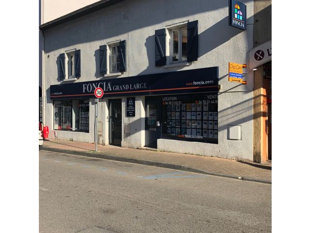 Agence immobilière FONCIA Lyon - Meyzieu - FONCIA Transaction Rhône