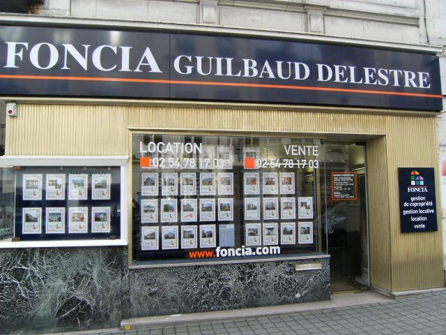 Agence immobilière FONCIA Transaction Blois - FONCIA Transaction Loir-et-Cher