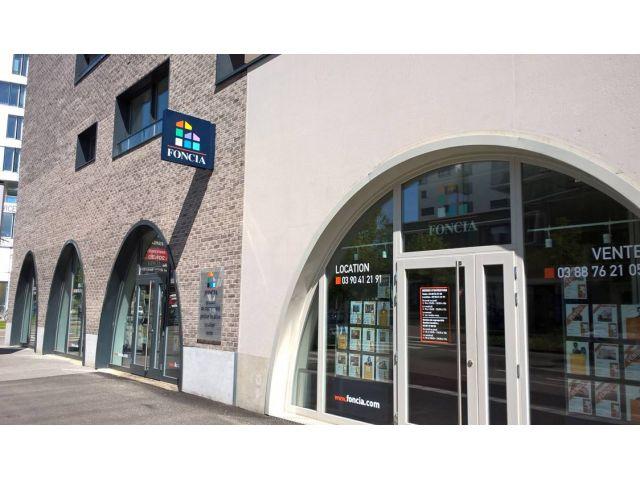 Agence immobilière FONCIA Transaction Strasbourg Danube - FONCIA Transaction Bas-Rhin