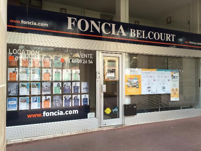 Agence immobilière FONCIA Belcourt - FONCIA Transaction Hauts-de-Seine