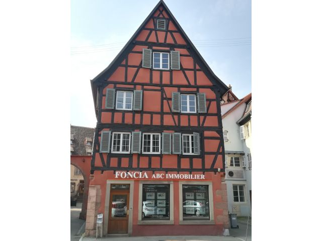 Agence immobilière FONCIA Alsace - FONCIA Transaction Bas-Rhin