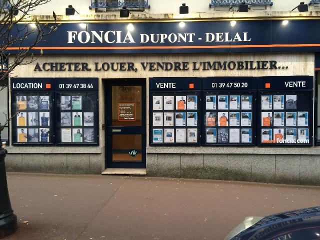 Agence immobilière FONCIA Dupont Delal - FONCIA Transaction Val-d'Oise
