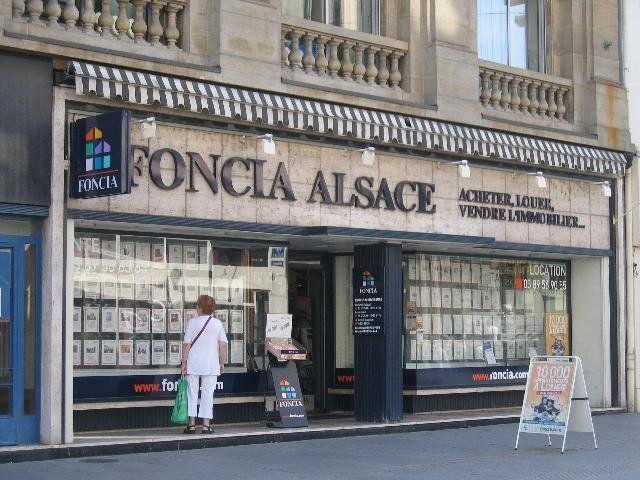 Agence immobilière FONCIA Alsace - FONCIA Transaction Haut-Rhin
