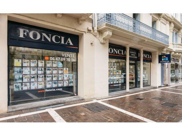 Agence immobilière FONCIA Transaction Béziers - FONCIA Transaction Hérault