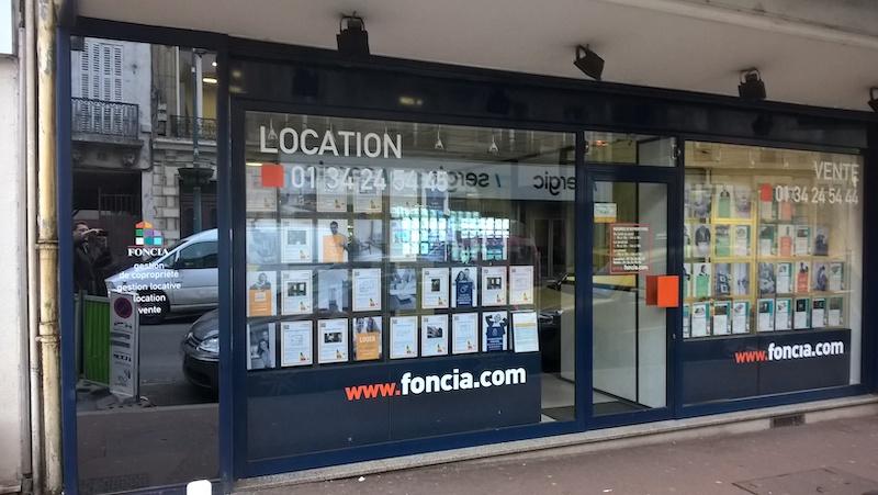 Agence immobilière Agence FONCIA Vente/achat Immobilier Pontoise Thiers - FONCIA Transaction Val-d'Oise