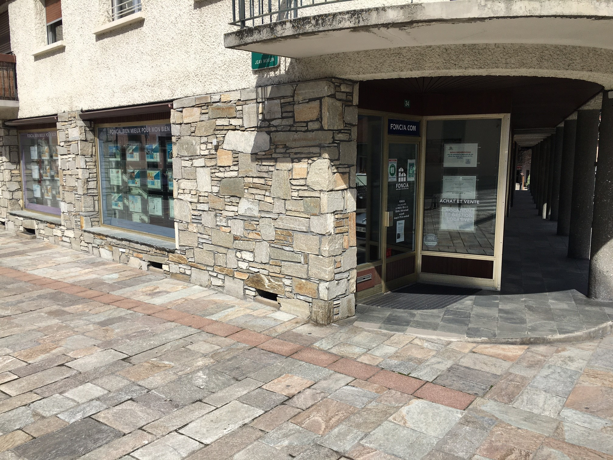 Agence immobilière Agence FONCIA Vente/achat Immobilier Bourg-Saint-Maurice Centenaire - FONCIA Transaction Savoie