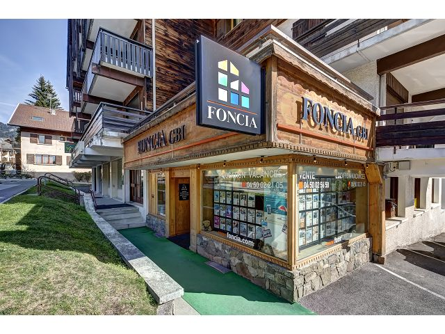 Agence immobilière FONCIA Transaction le Grand Bornand - FONCIA Transaction Haute-Savoie