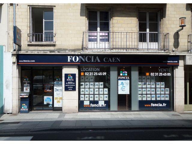 Agence immobilière FONCIA Transaction Caen - FONCIA Transaction Calvados
