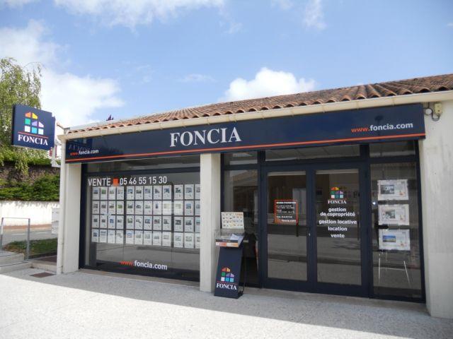 Agence immobilière FONCIA Transaction Périgny - FONCIA Transaction Charente-Maritime