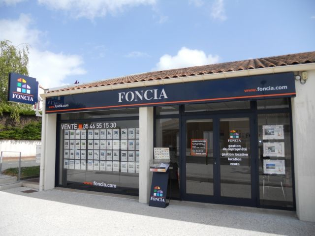 Agence immobilière Agence FONCIA Vente/achat Immobilier Perigny Pommeraie - FONCIA Transaction Charente-Maritime
