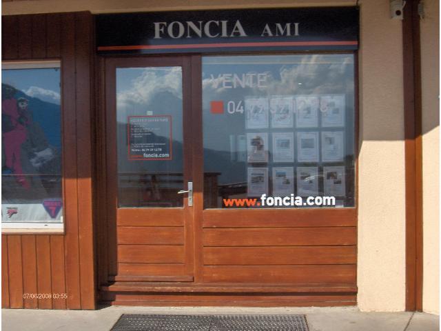 Agence immobilière FONCIA Transaction Saint-François-Longchamp - FONCIA Transaction Savoie