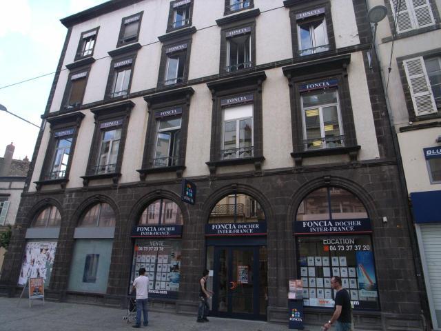 Agence immobilière FONCIA Transaction Clermont-Ferrand - FONCIA Transaction Puy-de-Dôme