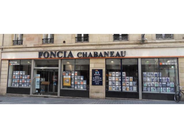 Agence immobilière Agence FONCIA Vente/achat Immobilier Bordeaux Fernand Philippart - FONCIA Transaction Gironde