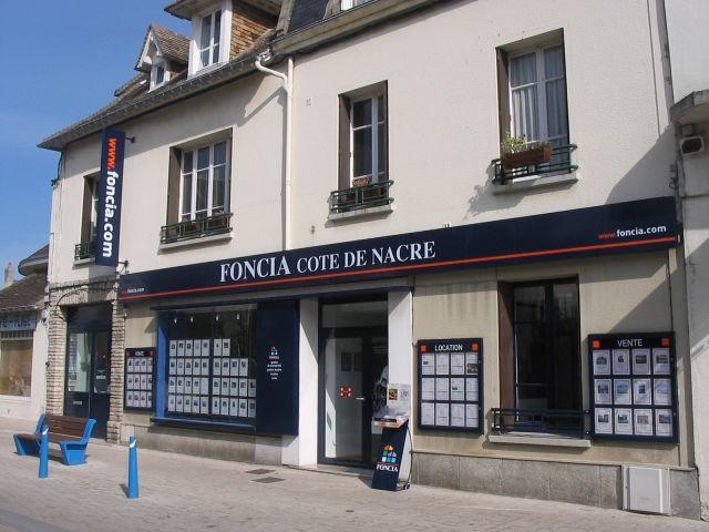Agence immobilière FONCIA Transaction Courseulles-Sur-Mer - FONCIA Transaction Calvados