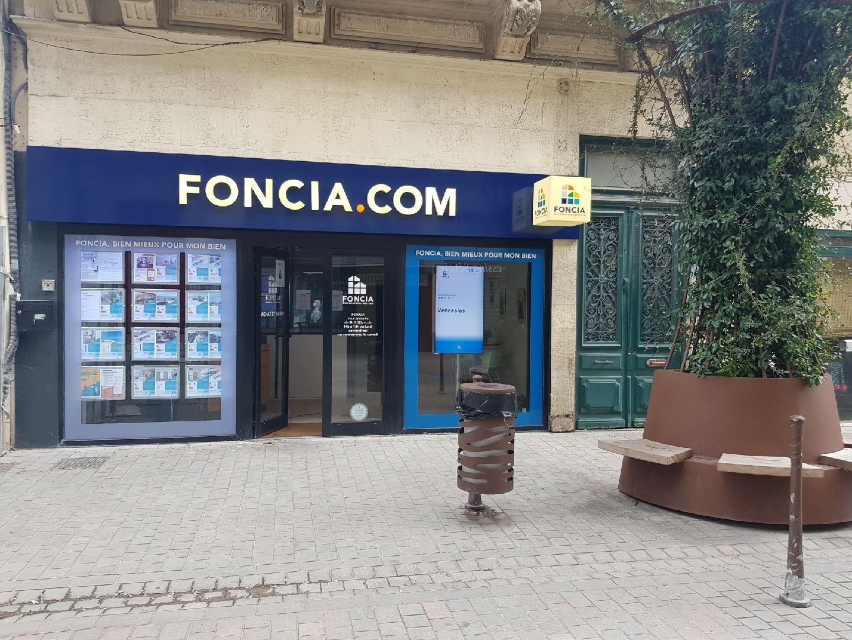Agence immobilière Agence FONCIA Vente/achat Immobilier Sete Alsace Lorraine - FONCIA Transaction Hérault