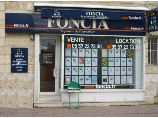 Agence immobilière Agence FONCIA Vente/achat Immobilier le Bouscat Charles Gaulle - FONCIA Transaction Gironde