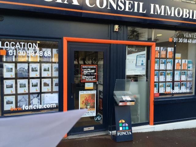 Agence immobilière FONCIA Transaction Saint-Cyr-L Ecole - FONCIA Transaction Yvelines