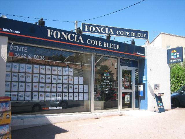 Agence immobilière FONCIA Transaction Carry-Le-Rouet - FONCIA Transaction Bouches-du-Rhône