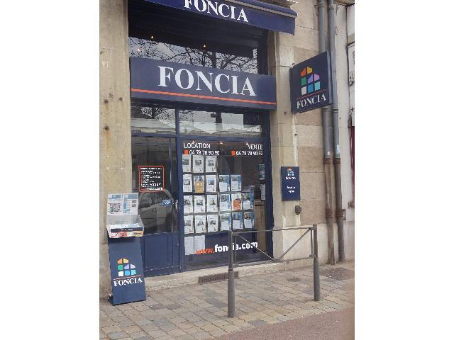 Agence immobilière FONCIA Transaction Lyon 8ème - FONCIA Transaction Rhône