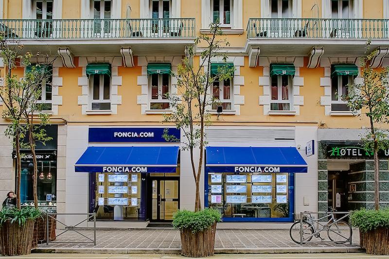 Agence immobilière Agence FONCIA Vente/achat Immobilier Nice Liberté Jean Médecin - FONCIA Transaction Alpes-Maritimes