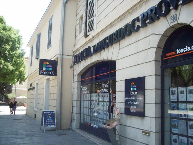 Agence immobilière FONCIA Transaction Nîmes Daudet - FONCIA Transaction Gard