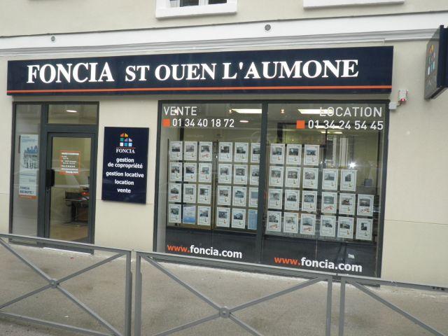 Agence immobilière FONCIA Transaction Saint-Ouen L Aumône - FONCIA Transaction Val-d'Oise