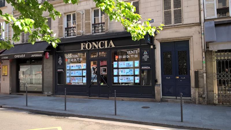 Agence immobilière Agence FONCIA Vente/achat Immobilier Paris 3 Rambuteau - FONCIA Transaction Paris
