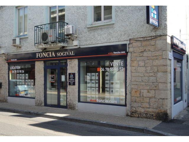 Agence immobilière FONCIA Transaction Miribel - FONCIA Transaction Ain
