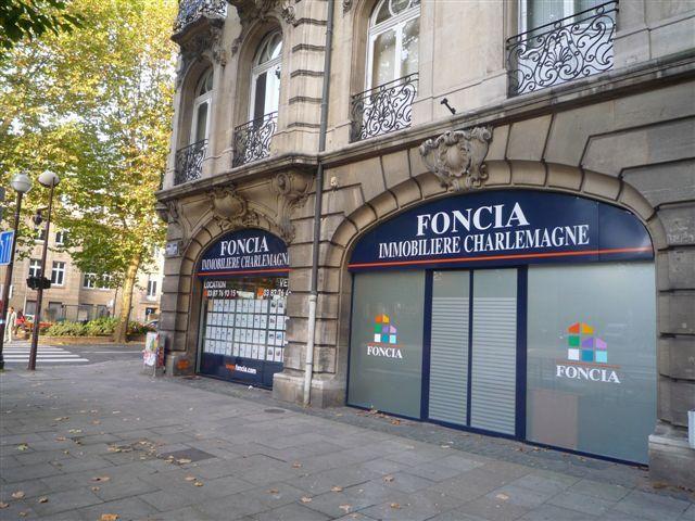 Agence immobilière Ft Lorraine Bourgogne - Metz Pompidou - FONCIA Transaction Moselle
