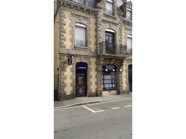 Agence immobilière FONCIA Guirriec Immobilier - FONCIA Transaction Finistère
