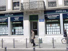 Agence immobilière FONCIA Transaction Strasbourg Zurich - FONCIA Transaction Bas-Rhin