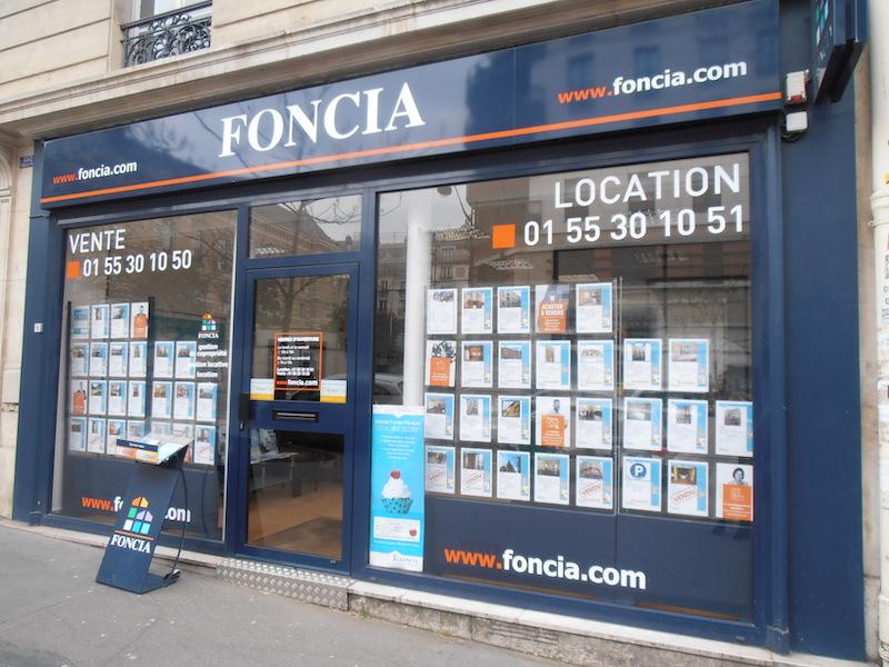 Agence immobilière FONCIA Transaction Paris Laumière - FONCIA Transaction Paris