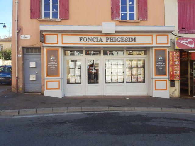 Agence immobilière FONCIA Phigesim - FONCIA Transaction Var