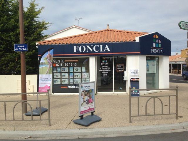 Agence immobilière Agence FONCIA Vente/achat Immobilier Bretignolles-Sur-Mer la Plage - FONCIA Transaction Vendée