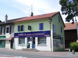 Agence immobilière FONCIA Transaction Douvaine - FONCIA Transaction Haute-Savoie