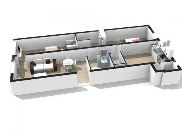 Appartement à vendre sur Valence